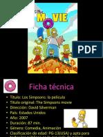 Trabajo Pelicula Elias Los Simpsons 1.pptx