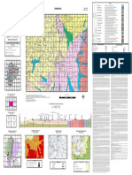 Hoja Geológica Cangahua (Servicio Geológico Nacional) 2009