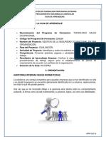 Gt 27 Auditoria Interna