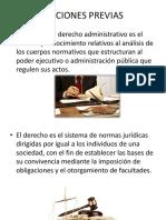 Presentacion Derecho Administrativo