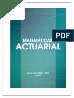 Libro de Matemática Acturial Final