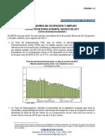 Indicadores de Ocupación y Empleo, cifras oportunas durante agosto de 2017