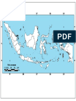 Peta Indonesia A4