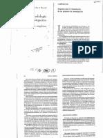 Borsotti - Temas de Metodología de La Investigación - Cap IX