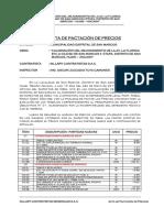 ACTA DE PACTACIÓN DE PRECIOS - AV. LA FLORIDA.docx