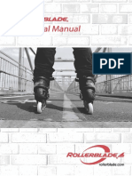 Rollerblade Technical Manual