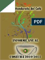 Informe Anual 2010-2011