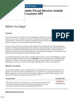 Develop a Mobile Cloud Service mobile backend and custom API.pdf