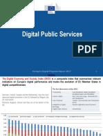 Europes Digital Progress Report Digital Public Services Chapter
