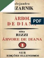 PIZARNIK, Alejandra - Árbol de Diana
