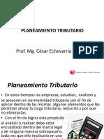 1 Planeamiento Tributario S1