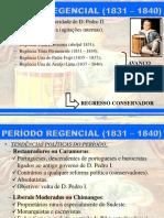 Brasil Período Regencial.ppt