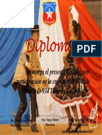 Diploma Cuecaton