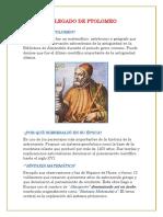 #Geo General El Legado de Ptolomeo