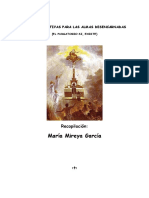 Flores Evolutivas Para Las Almas Desencarnadas - Maria Mireya Garcia