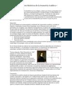 La Historia de La Geometría Analítica
