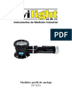 Lampara Comparadora Flash Light Magnifier Twilight