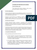 INFORME FUENTES DE INFORMACIÓN PRIMARIAS.docx