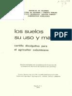 Cartilla_Los Suelos Su Uso y Manejo
