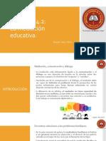 LECCIÓN 4.2 La Mediación Educativa