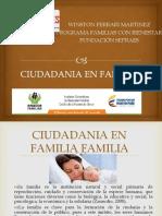 Ciudadania en Familia