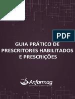 ANFARMAG-Guia Pratico de Prescritores Habilitados e Prescricoes