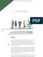 Aparência é Fundamental Para o Sucesso Profissional; Veja Como Se Vestir - 12-07-2012 - UOL Estilo de Vida