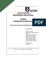 Ingeniería de Métodos-Práctica Enchufes