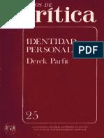 Crítica 25, Parfit