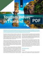 FACTSHEET+TOURISM+IN+THAILAND