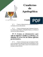 Apologetica 3