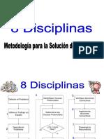 8 disciplinas (8 D).ppt