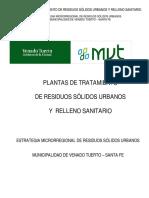 Planta de Residuos Proyect