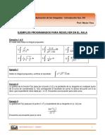 CLASE 2 (Método de Sustitución - Aplicaciones 1718-1)