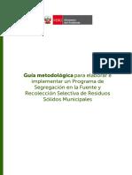 Guía metodológica para elaborar e implementar un Programa de Segregación en la Fuente.pdf