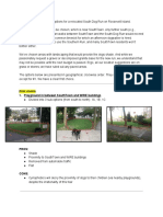 Roosevelt Island Southtown Dog Options