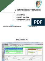 Manual de Primavera P6 ICS.pptx