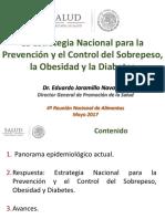 2 Estrategia Nacional Para La Prevencion y Control Del Sobrepeso - DGPS