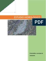 Informe Estudio Hidrologico El Borbollon