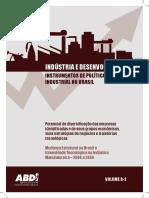 Industria e Desenvolvimento- ABDI- Estudo