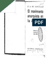 El movimiento anarquista en la Argentina - Argonauta.pdf