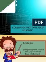 konsep askep leukimia