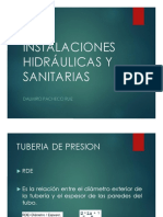 Instalaciones Hidráulicas y Sanitarias [Modo de Compatibilidad]