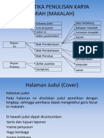 SISTEMATIKA PENULISAN KARYA ILMIAH (MAKALAH).pptx