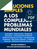 Soluciones Simples a Los Problemas Mundiales v8b