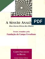 A sessão analítica - Fundação do Campo Freudiano.pdf