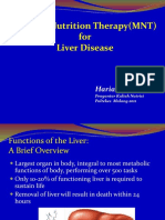 MNT for Liver Disease