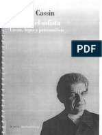 CASSIN, BARBARA. Jacques, o sofista Lacan, o logos e a psicanálise.pdf