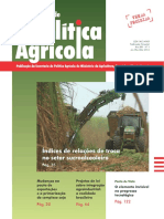 Revista de Política Agrícola n1-2016