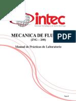 MECANICA DE FLUIDOS (LABORATORIO).doc